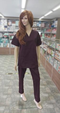 Медицинский женский костюм.