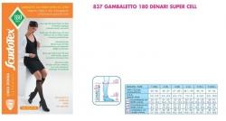 Medicīniskās elastīgās kompresijas pusgarās zeķes mm Hg 23-26