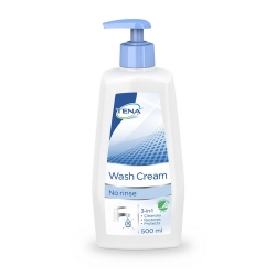 Tena Wash Cream, 1000 ml