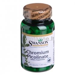 Chromium Picolinate N100