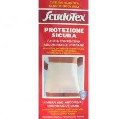 Пояс эластичный согревающий с шерстью тип 29 см SCUDOTEX 109