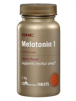 GNC Melatonin 1 120 таблеток