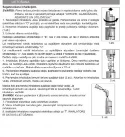 Ингалятор компрессорный (небулайзер) Little Doctor LD-212C