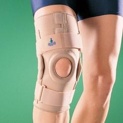 Ортопедический шарнирный коленный ортез 1031