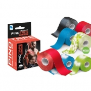 PINO Tape Pro Sport Кинезиотейп 5cm x 5m вискоза