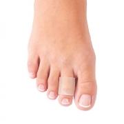 Гелевое кольцо на мозоли пальцев ног