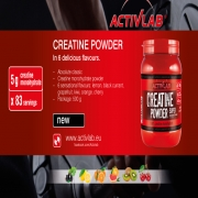 Activlab Creatine Powder Super 500 г