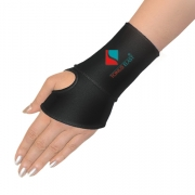 Elastic medical neoprene band for wrist joint