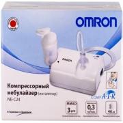 Небулайзер Omron NE-C801 (C24) - компрессорный ингалятор для взрослых/детей