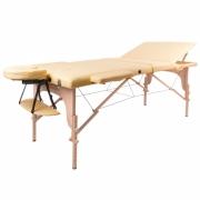 Massage Table inSPORTline Japane 3-Piece Wooden