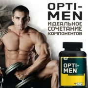 Optimum Opti-Men, 90 Tablets