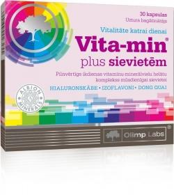 Vita-min Sievietēm 30 kapsulas